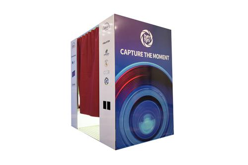 Fotobox die Idee für Ihre Firmenfeier oder Firrmenevent